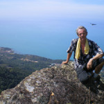 koh chang mountain top