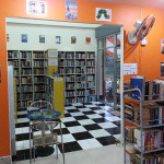 booksthailand bookshop on koh chang