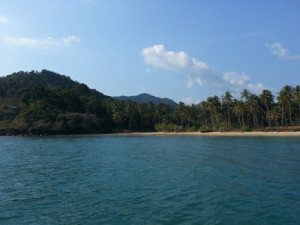 wai chek beach on koh chang
