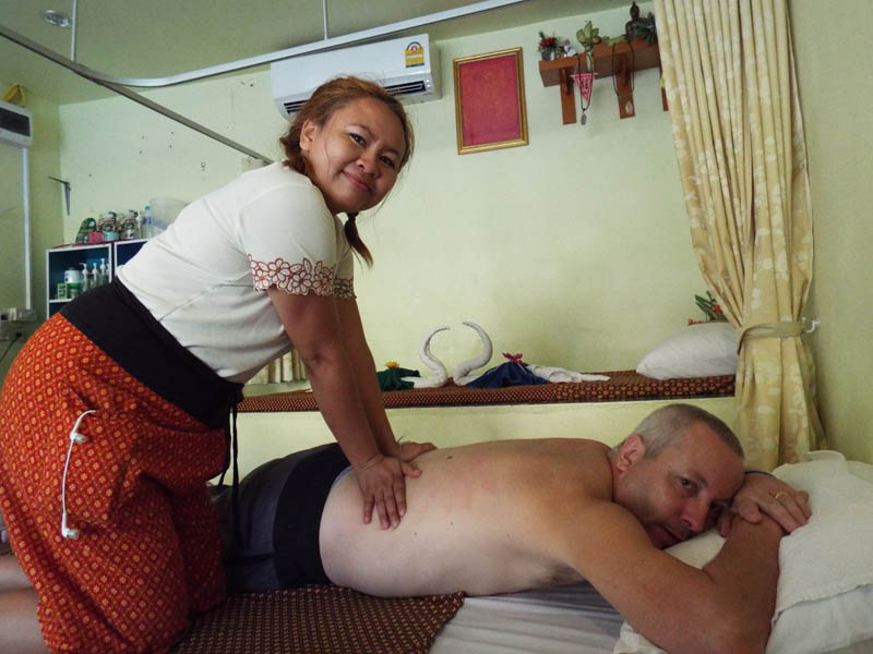 Best massage in Koh Chang - Review of Hatta Thai Spa