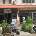 koh chang bookshop for sale front