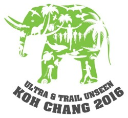 ultra and trail unseen koh chang logo