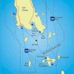 islands of trat province map