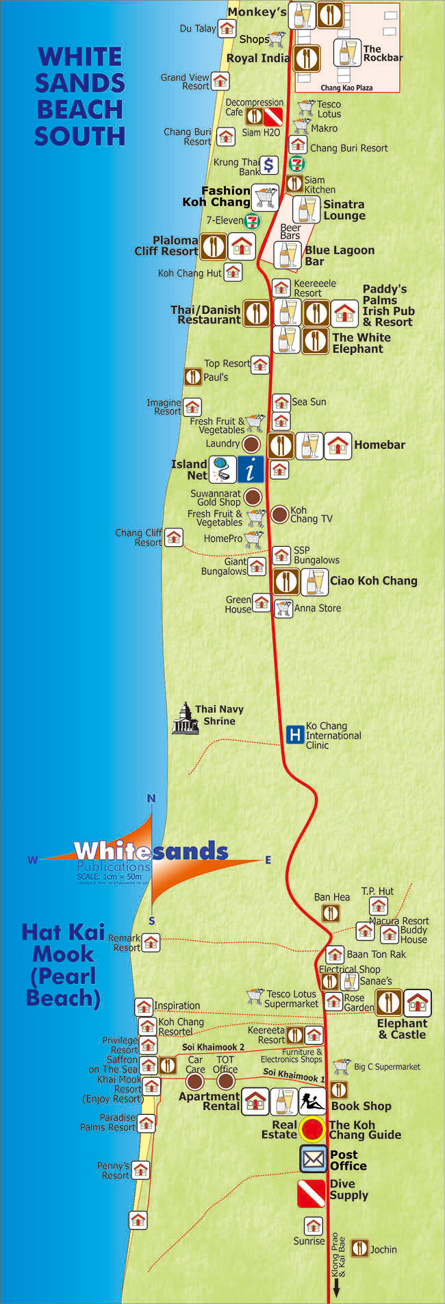 Koh Chang White Sand Beach Property For Sale