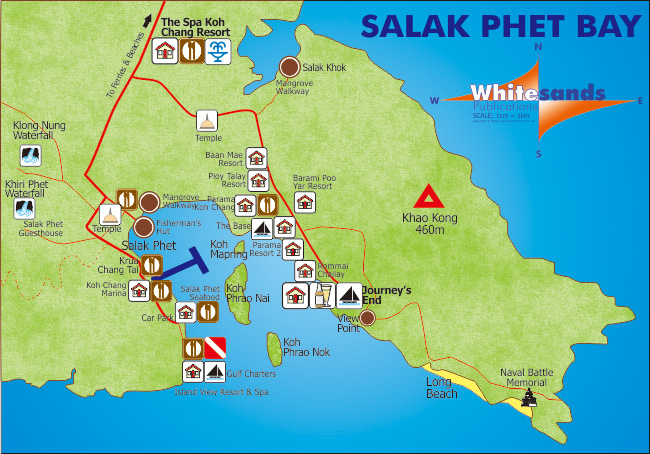 salak phet koh chang map