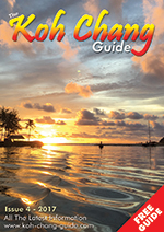 the koh chang guide october 2017