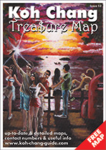 koh chang treasure map october 2017