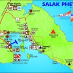 Salak Phet Map